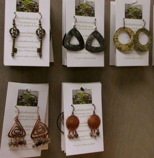 Maidinthewoods earrings