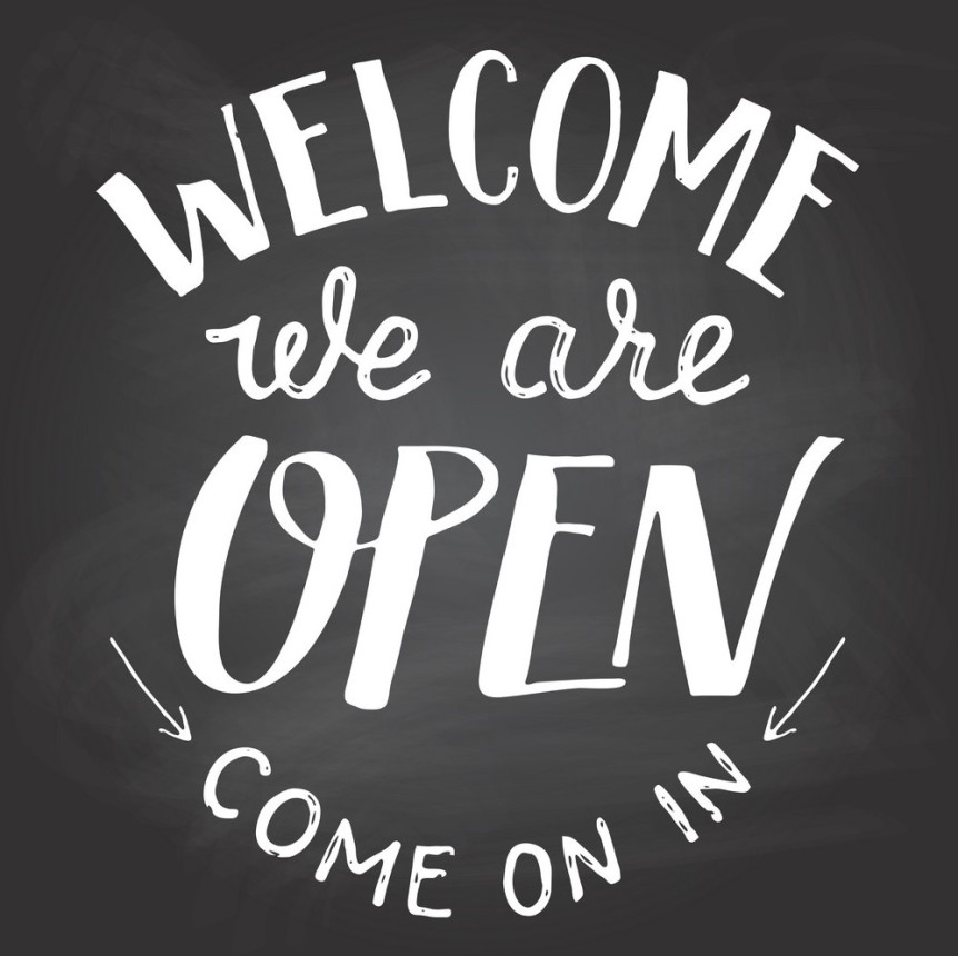 welcome-we-are-open-chalkboard-sign-vector-7396493